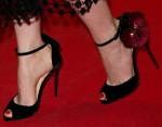 Emma Stone's Christian Louboutin 'Pensamoi' sandals