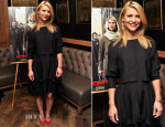 Claire Danes In Chloe - 'Homeland' Season 4 Screening