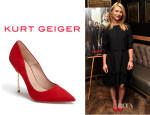 Claire Danes' Kurt Geiger London 'Britton' Pumps