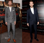 Dan Stevens In Thom Sweeney - 'The Guest' & 'A Walk Among The Tombstones' New York Premieres