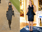 Diane Kruger In Chanel Couture -  Ministere Of Culture