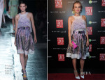 Diane Kruger In Prabal Gurung - InStyle 20th Anniversary Celebration