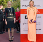 Diane Kruger In Prada - Boulevard Of Stars Berlin &  IFA 2014 Consumer Technology Trade Fair Opening Gala