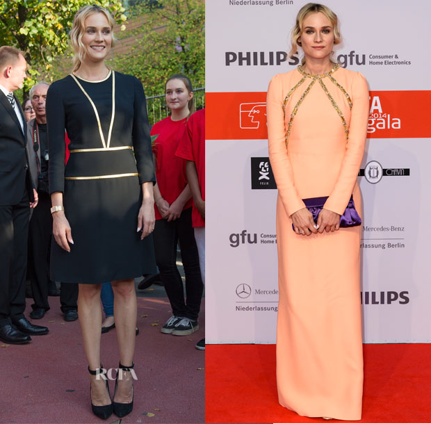 Diane Kruger In Prada - Boulevard Of Stars Berlin   IFA 2014 Consumer  Technology Trade Fair 3bc0f871940