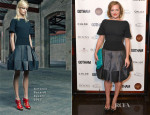 Elisabeth Moss In Antonio Berardi - Gotham Magazine September Cover Party
