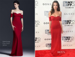Emily Ratajkowski In SAFiYAA -  'Gone Girl' World Premiere