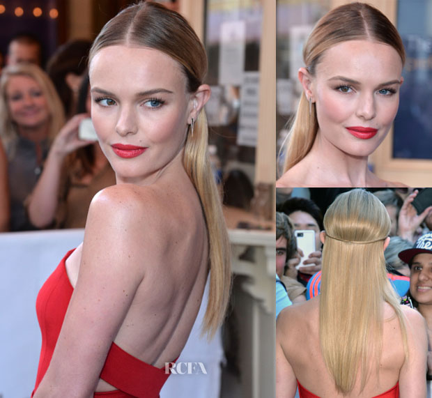 Get The Look Kate Bosworth's 'Still Alice' Toronto Film Festival Premiere Hair & Makeup