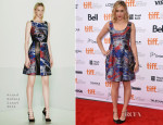 Greta Gerwig In Prabal Gurung -  'While We Were Young' Toronto Film Festival Premiere