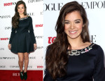 Hailee Steinfeld In Mary Katrantzou - 2014 Teen Vogue Young Hollywood Party