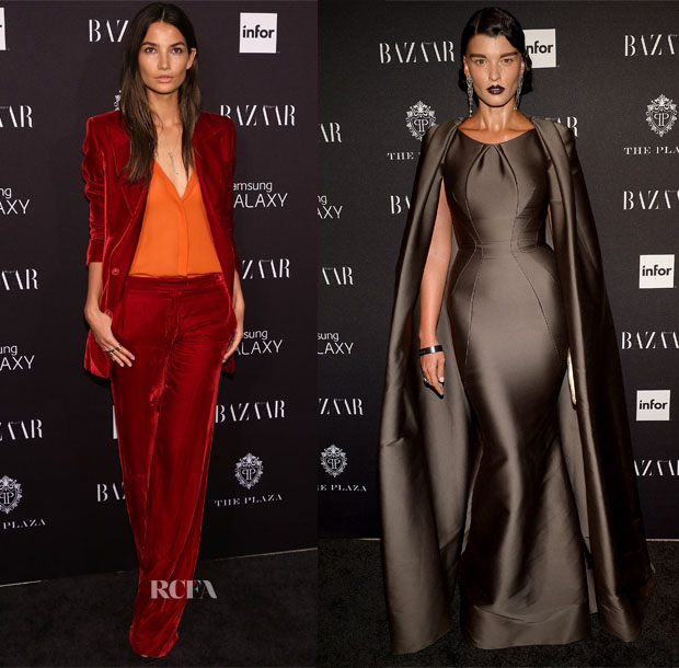 Harper's BAZAAR Celebrates Icons By Carine Roitfeld Carpet Roundup