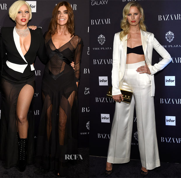 Harper's BAZAAR Celebrates Icons By Carine Roitfeld Carpet Roundup4