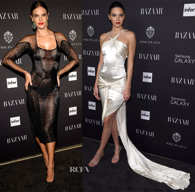 Harper's BAZAAR Celebrates Icons By Carine Roitfeld Carpet Roundup5