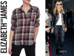 Heidi Klum's Elizabeth and James 'Carine' Shirt