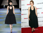Holland Roden In Emporio Armani - 2014 Teen Vogue Young Hollywood Party