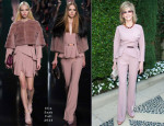 Jane Fonda In Elie Saab -  The Rape Foundation's Annual Brunch