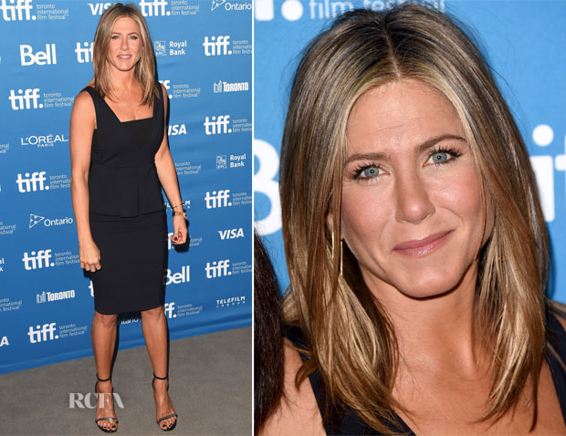 Jennifer Aniston In Sportmax  - 'Cake' Toronto Film Festival Premiere