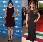Jennifer Garner In  Proenza Schouler & Stella McCartney - 'Men, Women & Children' Press Conference & Premiere