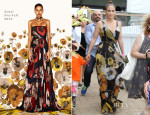 Jennifer Lopez In Gucci - 39th Annual Hampton Classic Horse Show