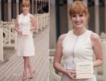 Jessica Chastain In 3.1 Phillip Lim - 2014  Deauville American Film Festival Tribute