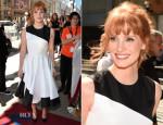 Jessica Chastain In Christian Dior - 'Miss Julie' Toronto Film Premiere