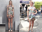 Julianne Hough In Zimmermann - Extra