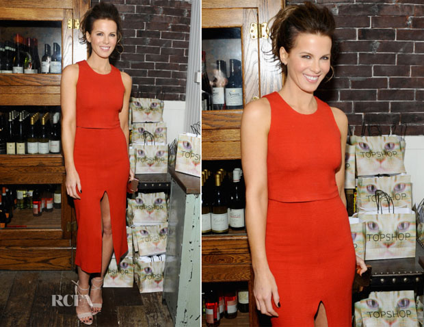 Kate Beckinsale In Alice + Olivia - 'The Face Of An Angel' TIFF World Premiere Party