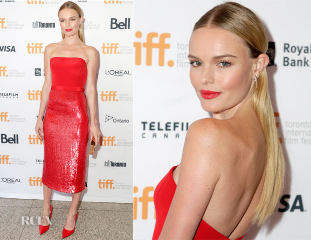 Kate Bosworth In BOSS -  'Still Alice' Toronto Film Festival Premiere