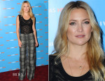 Kate Hudson In Emanuel Ungaro - 'Wish I Was Here' London Screening