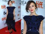 Keira Knightley In Michael Van Der Ham - 'Laggies' Toronto Film Festival Premiere