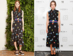 Keira Knightley In Stella McCartney - 'Laggies' Toronto Film Festival Photocall