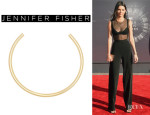 Kendall Jenner's Jennifer Fisher 'Stop It Right Now' Choker