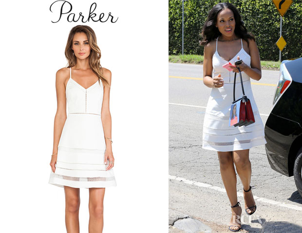 Kerry Washington's Parker 'Whitefield' Dress