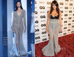 Kim Kardashian In Ralph & Russo Couture -  2014 GQ Men of the Year Awards