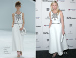 Kirsten Dunst In Chanel Couture -  'The Two Faces Of January' New York Premiere