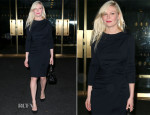 Kirsten Dunst In Salvatore Ferragamo - The Today Show