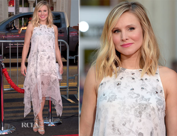 Kristen Bell In Elizabeth and James - 'This Is Where I Leave You' LA Premiere