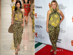 Kristen Bell In Etro - 'The Judge' Toronto Film Festival Premiere