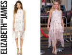 Kristen Bell's Elizabeth and James Floral Maylie Dress