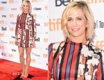 Kristin Wiig In Suno - 'Welcome To Me' Toronto Film Festival Premiere