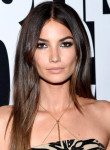 Get The Look: Lily Aldridge's Smoldering Fashion Rocks Look