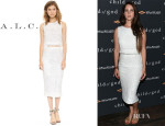 Lana Del Rey's A.L.C. 'Maxwell' Top And A.L