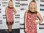 Laura Whitmore In Holly Fulton - 2014 Scottish Fashion Awards