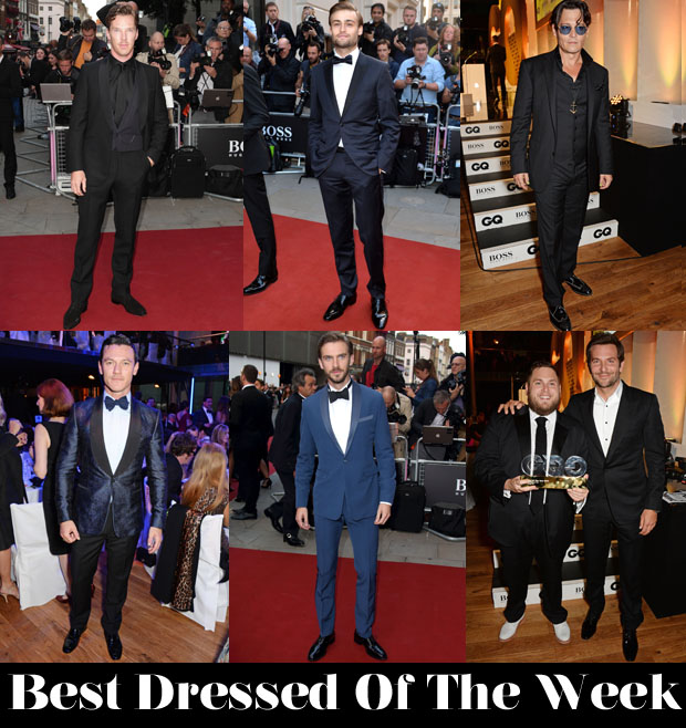 Men best dressed
