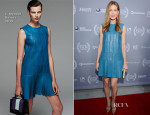 Michelle Monaghan In J. Mendel - 'Fort Bliss' San Diego Film Festival Screening