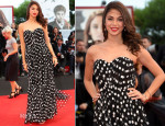 Moran Atias In Dolce & Gabbana - Venice Film Festival Closing Ceremony
