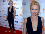 Naomi Watts In Stella McCartney -  'St Vincent' Toronto Film Festival Premiere