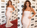 Nicole Scherzinger In Ermanno Scervino - 2014 GQ Men of the Year Awards