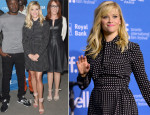 Reese Witherspoon In Saint Laurent - 'The Good Life' Toronto Film Festival Press Conference