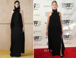 Rosamund Pike In Altuzarra -  'Gone Girl' World Premiere