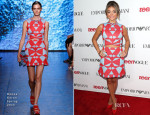 Sarah Hyland In DKNY - 2014 Teen Vogue Young Hollywood Party